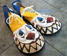 womens clown shoes - Google Search