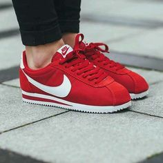7e3a203635f04 21 Best nike cortez images in 2018   Nike boots, Loafers & slip ons ...