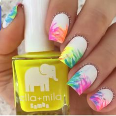Easy Nail Designs For Summer Pictures 42 easy nail art designs beauty nail designs cute Easy Nail Designs For Summer. Here is Easy Nail Designs For Summer Pictures for you. Easy Nail Designs For Summer 42 cool summer nail art ideas the go. Cute Summer Nail Designs, Cute Summer Nails, Simple Nail Art Designs, Easy Nail Art, Spring Nails, Cute Nails, Nail Designs For Kids, Nail Summer, Fall Nails