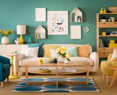 summer interior mood board - Google Search