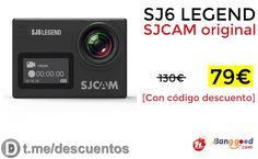 Cámara SJ6 LEGEND SJCAM original por 79 - http://ift.tt/2eMQDl3