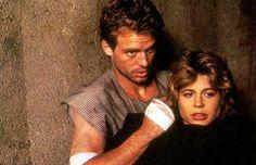 The Terminator (1984). Linda Hamilton, Michael Biehn