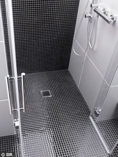 1000 images about douche italienne on pinterest showers - Salle de bain italienne ikea ...