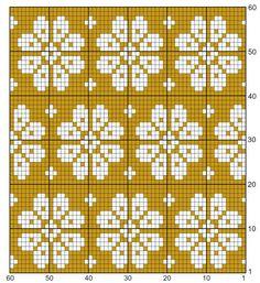 Tutorial y patrones de Tapestry – Crochet – Ganchillo – Comando Craft