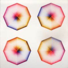 Judy Chicago, 'Pasadena Lifesavers Red #5,' 1970, National Museum of Women in the Arts