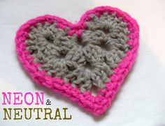 Alexandra Mackenzie: Granny Heart & Garland Pattern / tutorial now available.for purchase