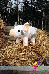 Ravelry: SnuggleMe Piggy pattern by Snuggleme Stitches