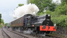 Drive a steam locomotive at the Somerset and Dorset Railway
