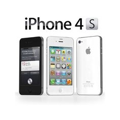 Apple iPhone 4S 16GB Smartphone unlocked (white/Black)  #Apple