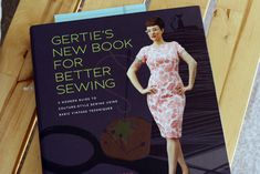 I'd recommend this book to any fashion sewer who is a bit more advanced, has a serious interest in vintage sewing techniques, and some time ...