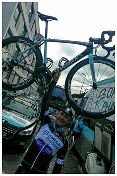 Where would MATTEO TRENTIN have been without his @iamspecialized machine today?! #WEW1N #OPQS #TDF