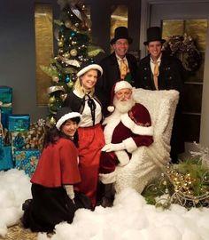 Olde Towne Carolers  #otcarolers  #victoriancarolers #christmascarolers