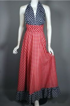 1950's  red white and blue | ... Three Cheers for Red, White and Blue* | Vintage Fashion Guild Forums