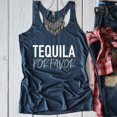 Celebrate in style with this fashionable (and not to mention super soft! Many colors available. Beer Shirts, Cute Shirts, Mexico Shirts, Tequila Shirt, Cute Shirt Designs, Family Vacation Shirts, Shirt Style, Cute Outfits, My Style
