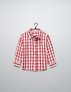 Shirts - Baby boy (3-36 months) - Kids - ZARA United States