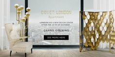 Exclusive news: Covet apartment opening in London | Covet Edition | #luxurymagazine #luxurylifestyle #coveted | See more at http://covetedition.com/