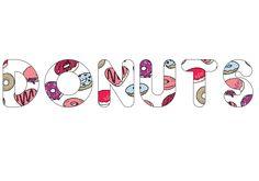 Donuts typo