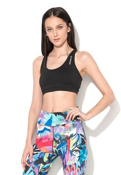 Fekete Sportmelltartó a Reebok márkától és további hasonló termékek a Fashion Days oldalán