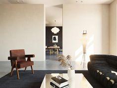 Küche schwarz holz minimalistisch design ideen home sweet home