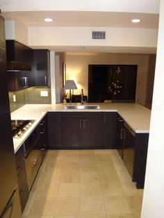 Small kitchens can still be classy kitchens!