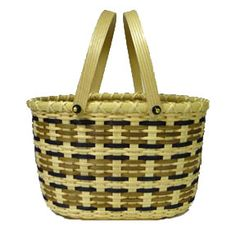 *Contrasting Carrier Basket Pattern - ncbw