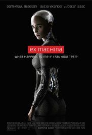 The R-rated thriller Ex Machina starring Domhnall Gleeson, Oscar Isaac, and Alicia Vikander just debuted an official trailer as well as a new poster. Sci Fi Movies, Hd Movies, Movies To Watch, Movies Online, Movies And Tv Shows, Movie Tv, Fiction Movies, Science Fiction, Movies Free