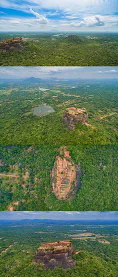#Sigiriya, #Sri Lanka.  Original Images: https://www.flickr.com/photos/132646954@N02/29781058870/in/album-72157673420945992/ https://www.flickr.com/photos/132646954@N02/29448590113/in/album-72157673420945992/ https://www.flickr.com/photos/132646954@N02/29448588523/in/album-72157673420945992/ https://www.flickr.com/photos/132646954@N02/29781064900/in/album-72157673420945992/