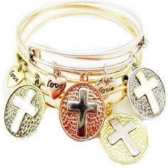 Adjustable Vintage Cross Round Accessories H Cuff Big Bracelet Bangle Gold Women Wedding Charm Brand Design jewelry