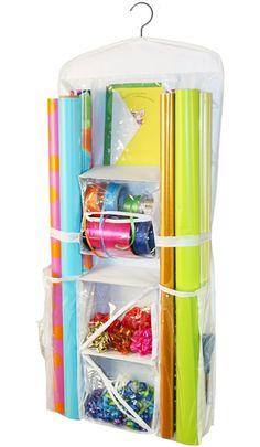 Voici 21 bonnes façons d'organiser le matériel d'emballage pour ne pas le gaspiller! - Trucs et Astuces - Des trucs et des astuces pour améliorer votre vie de tous les jours - Trucs et Bricolages - Fallait y penser !