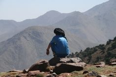 in the High Atlas Mountains - Atlas Mountains, Day Trip, Creative Photography, Trekking, Group 8, Tours, Tangier, Places, Summer