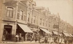 Ebbw Vale. Market Street by G.W. Davies. Camden House. | eBay