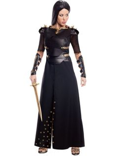 adult artemesia costume deluxe 300 rise of an empire