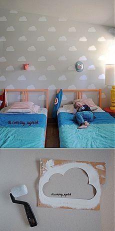Идея для детской спальни