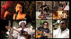 La Bamba featuring David Hidalgo and Cesar Rosas of Los Lobos, Andres Calamaro and La Marisoul. Turn it up and share the joy!
