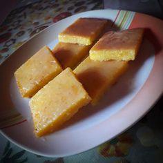 Gyors citromos szelet Recept képpel - Mindmegette.hu - Receptek Cornbread, Ethnic Recipes, Food, Millet Bread, Essen, Meals, Yemek, Corn Bread, Eten
