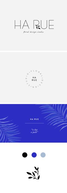 Cocorrina: NEW IN PORTFOLIO: HA RUE