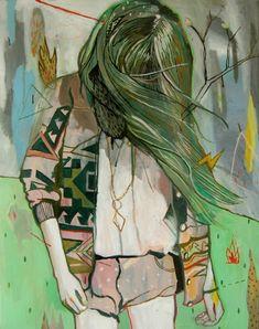 "Alexandra Levasseur Vent-De-Mars | 22X28"": Oil on Canvas 23_ventdemars-lr.jpg 474×600 pixels"