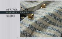 Ubiquitous fabric stripe outerwear masklike pilotaxitic 2013 new autumn.