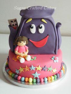 Dora  Click To Return cakepins.com