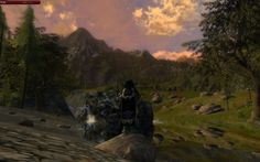 At the gates of Helm's Deep: six-year-old Lord of the Rings Online is still absolutely beautiful