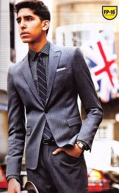 i have an odd obsession with Dev Patel..
