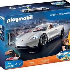 playmobil – ToyRoo - Magical World of Toys! First Animation, Animation Film, Porsche Mission, Mission E, Remote, Clever, Encouragement, Learning, Toys