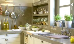 kitchen design by Deulonder