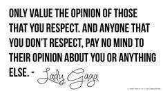 Amen! Gaga Quote
