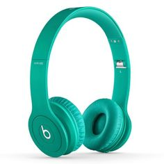 Amazon.com: Beats Solo HD On-Ear Headphone (Drenched in Teal): Electronics