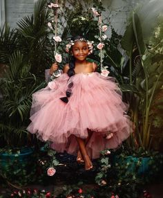 Munaluchi Bride - THE most adorable! Featured on our sister page. Cute Black Babies, Beautiful Black Babies, Beautiful Children, Black Baby Girls, Little Girl Outfits, Kids Outfits, Baby Outfits, Mommy Daughter Photography, Happy Birthday Beautiful