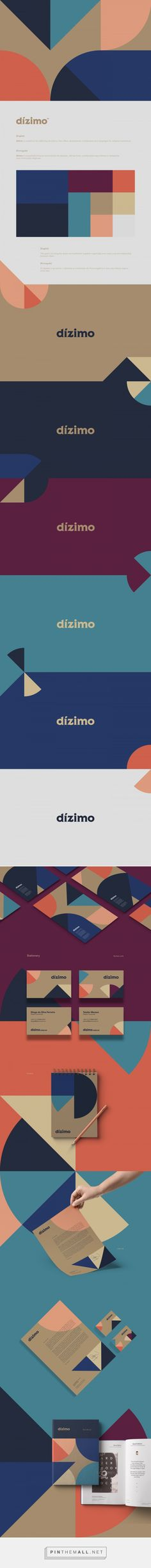 Dízimo on Behance... - a grouped images picture - Pin Them All