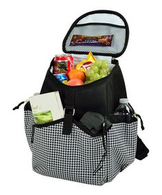 Another great find on #zulily! Houndstooth Cooler Backpack #zulilyfinds