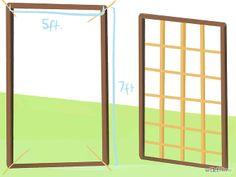 Image titled Make Shoji Screens Step 3 Japanese Screen, Japanese House, Japanese Interior, Japanese Design, Dojo, Shoji Screen, Diy Room Divider, Asian Home Decor, Japanese Architecture
