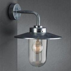 Buitenlamp Pescar zink Moderne buitenlampen | Licht-Licht.nl